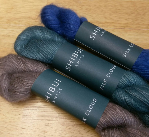 Shibui Silk Cloud - NOW 30% OFF