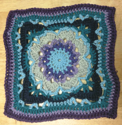 Granny Square #11- Beginner, Friday, 4/13, 10:30am - 12