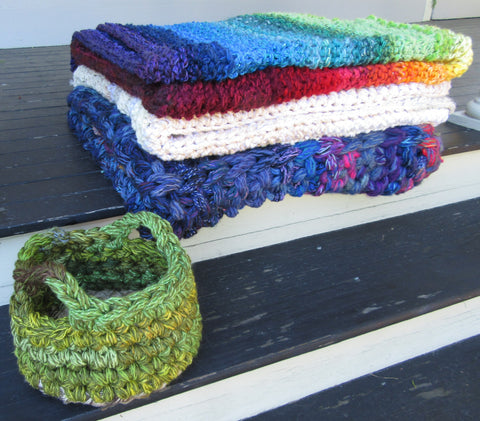Twice Knit Stashbusting Class (Sunday, 9/23 and 10/7, 9:30 - 11am)