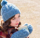Smudge Hat and Mittens Kit