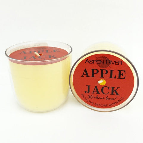 Apple Jack Candle