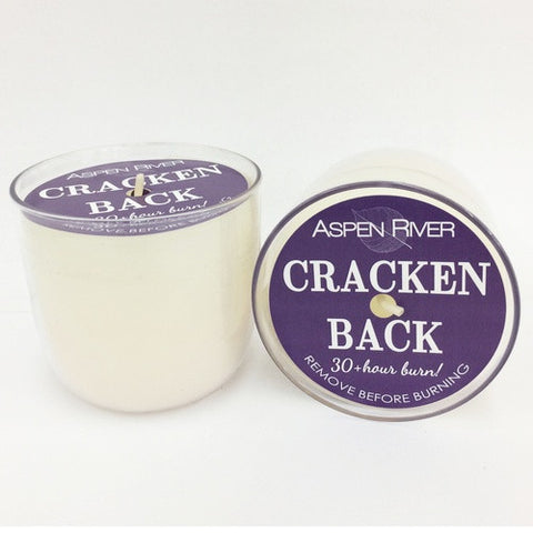 Cracken Back Candle