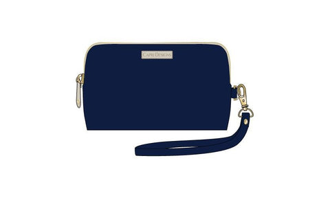 Catchall Case - Navy - Suite Space Boutique