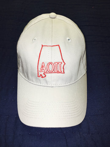 Alpha Omicron Pi State Hat