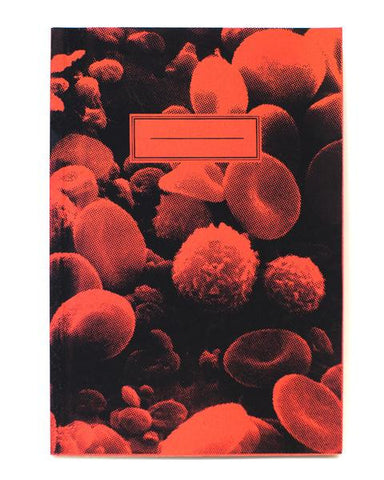 Blood Cells softcover notebook