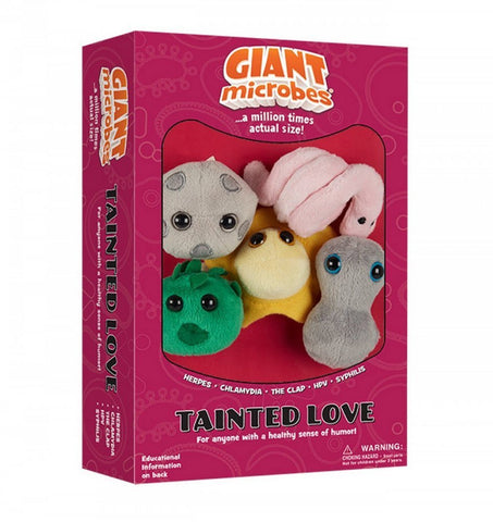 Tainted Love - GIANTmicrobes