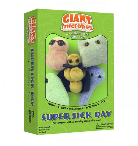 Super Sick Day - GIANTmicrobes