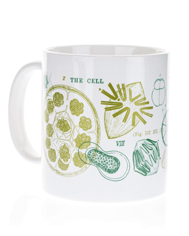 Cell Biology Mega Mug
