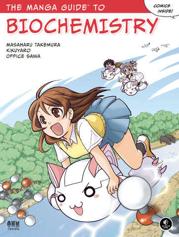 The Manga Guide to BioChemistry [Paperback]