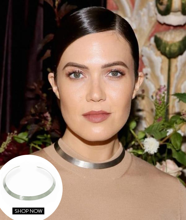 MANDY MOORE IN OUR ESSENTIAL COLLAR