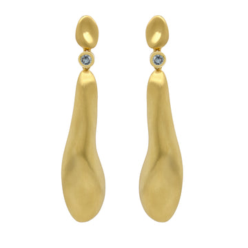 PRAIA STATEMENT EARRINGS
