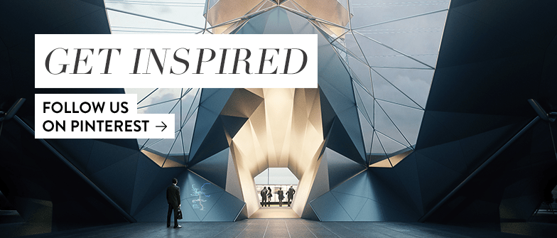 Get Inspired - Follow us on Pinterest  ->