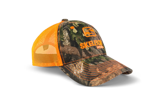 Mossy Oak Break-Up Country® Skeleton Optics Hat
