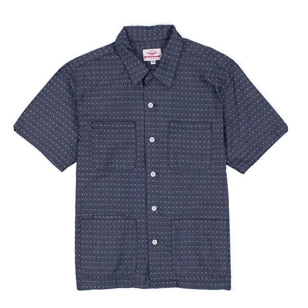 Five Pocket Island Shirt, Dobby Chambray