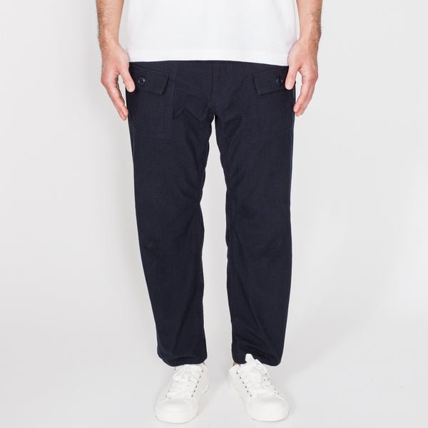 7/8 Trek Pants, Dark Navy