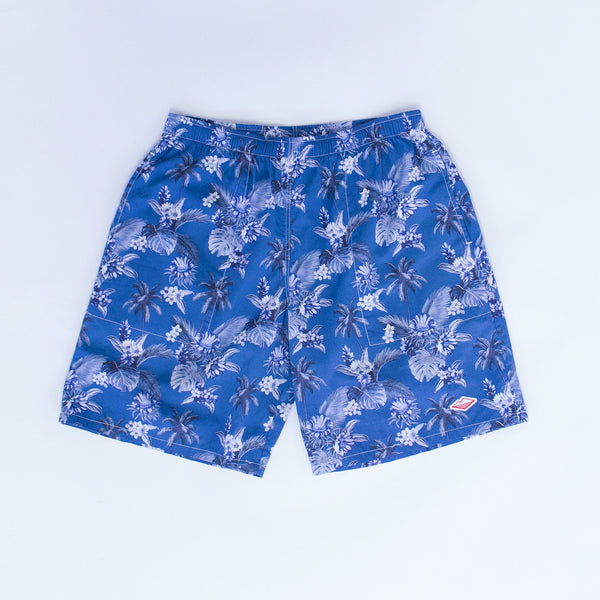Active Lazy Shorts, Flower Print