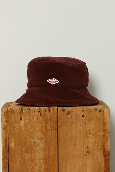 Fleece Bucket Hat, Auburn