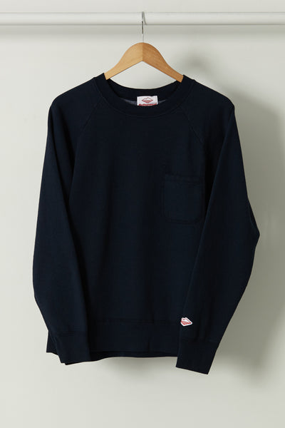 Reach-Up Sweatshirt, H. Navy