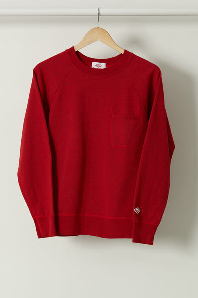 Reach-Up Sweatshirt, H. Red