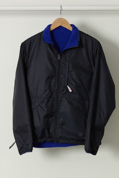 Reversible Camper Jacket, Navy/Cobalt