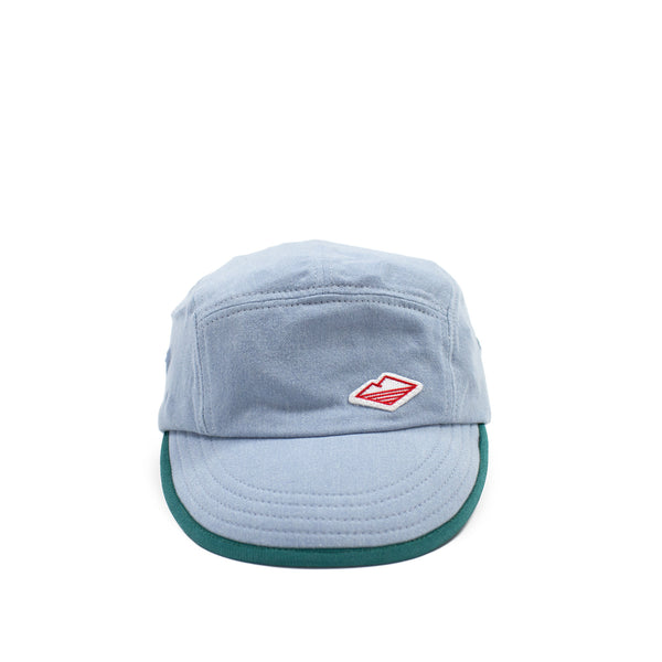 Camp Cap, Bleach Indigo