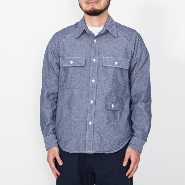 Camp Shirt, Blue