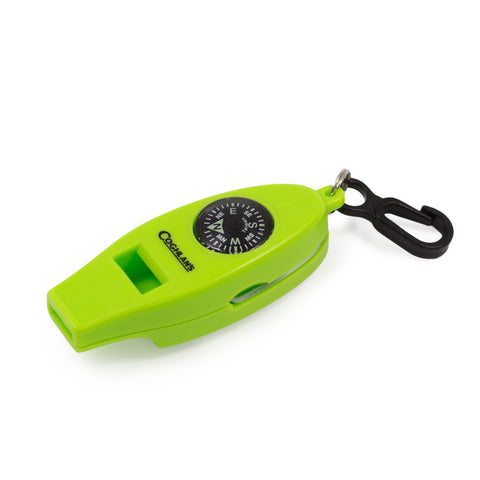 Coghlan's Four-Function Whistle, Green