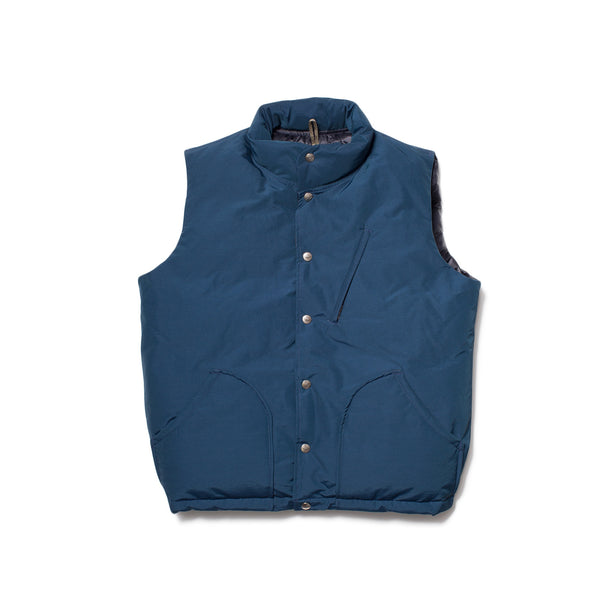 Batten-Down Vest, Navy
