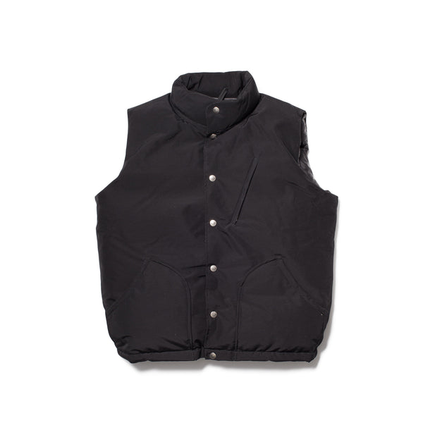 Batten-Down Vest, Black