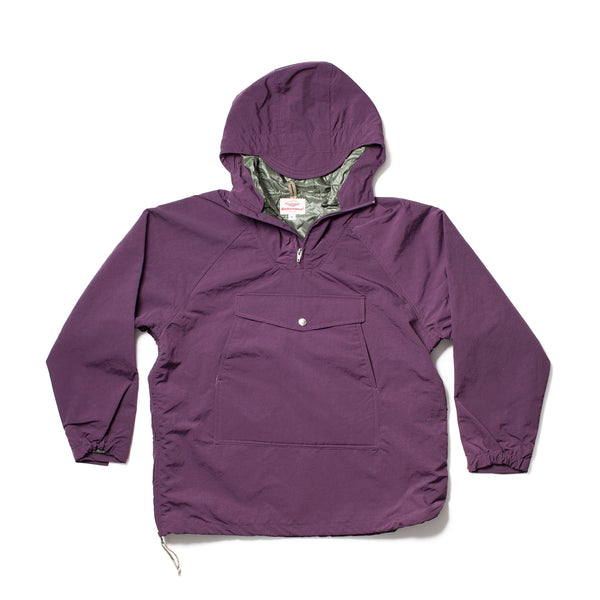 Oi Polloi Exclusive Scout Anorak, Purple