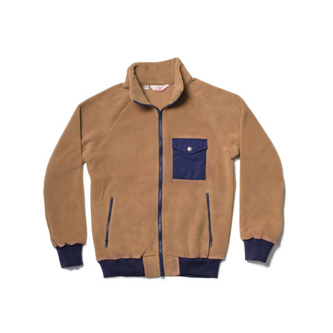 Warm-Up Fleece, Camel