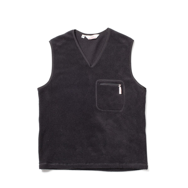 Lodge Vest, Black