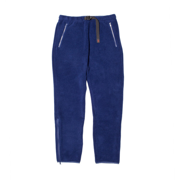 Warm-Up Fleece Pants, Navy
