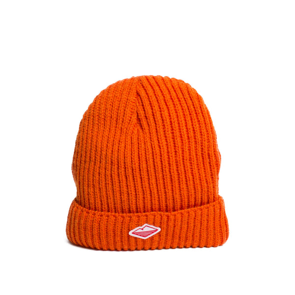 Snowday Beanie, Orange
