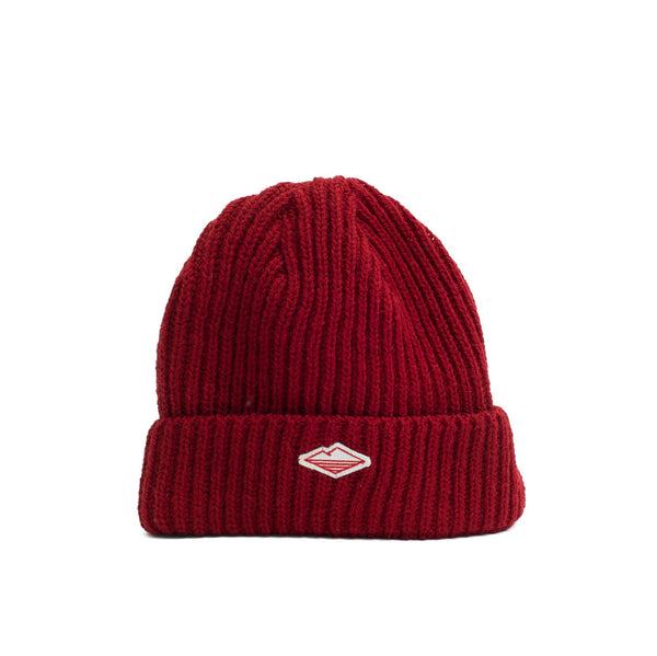 Snowday Beanie, Red