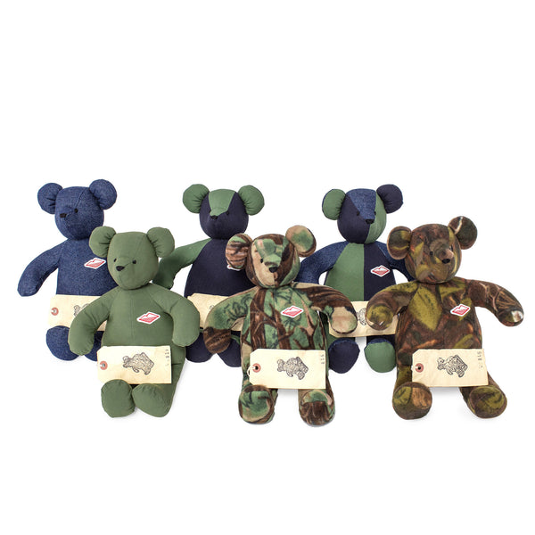 Large #kumanokoido x Battenwear Teddy Bear