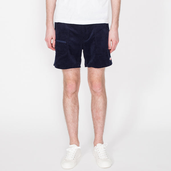 Local Shorts, Navy Corduroy