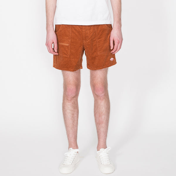 Local Shorts, Russet Corduroy