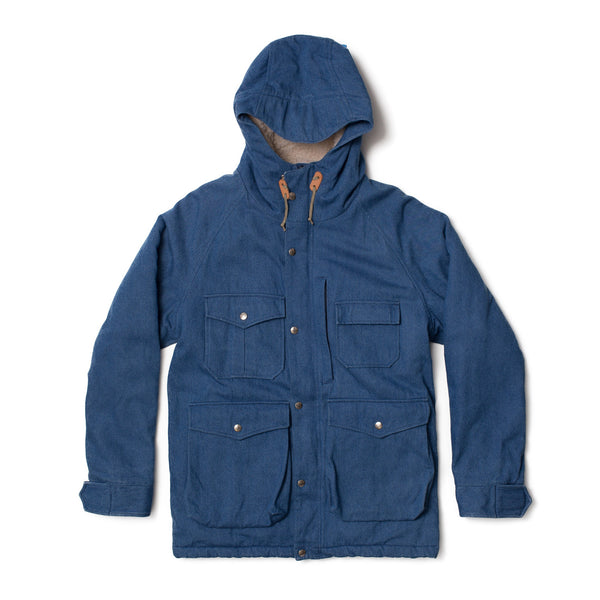 Northfield Parka, Stonewashed Indigo