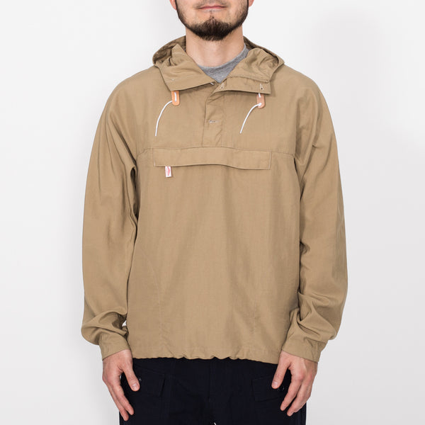 Packable Anorak, Beige