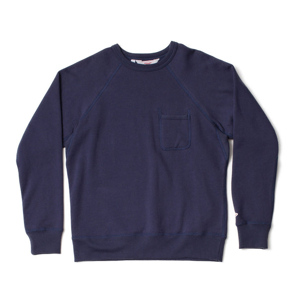 Reach-Up Sweatshirt, Navy