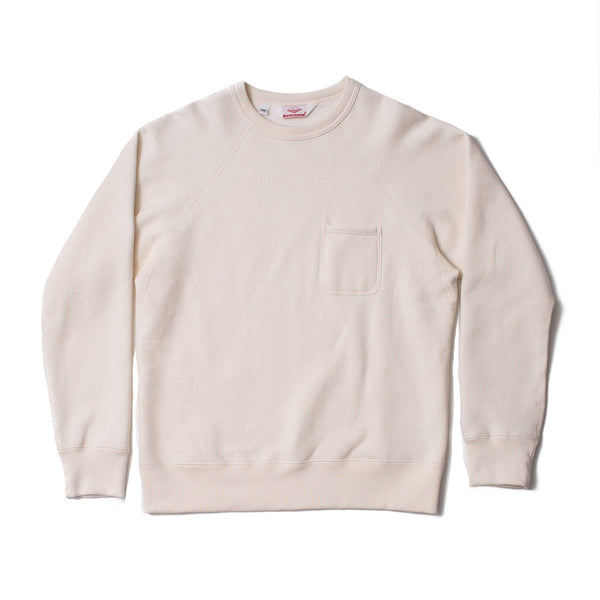 Reach-Up Sweatshirt, Ivory
