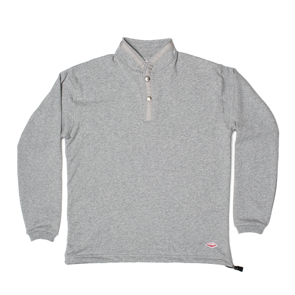 Sweat Pullover, Heather Grey