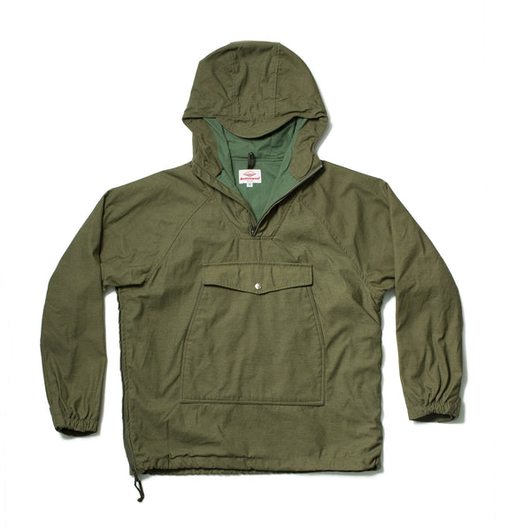Scout Anorak, Olive Drab