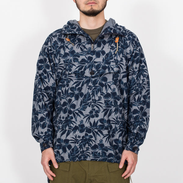 Scout Anorak, Tropical Print