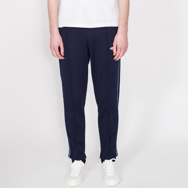 Track Pants, Navy/Sky Blue