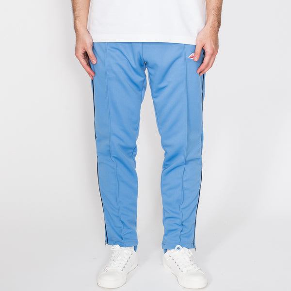 Track Pants, Sky Blue/Navy
