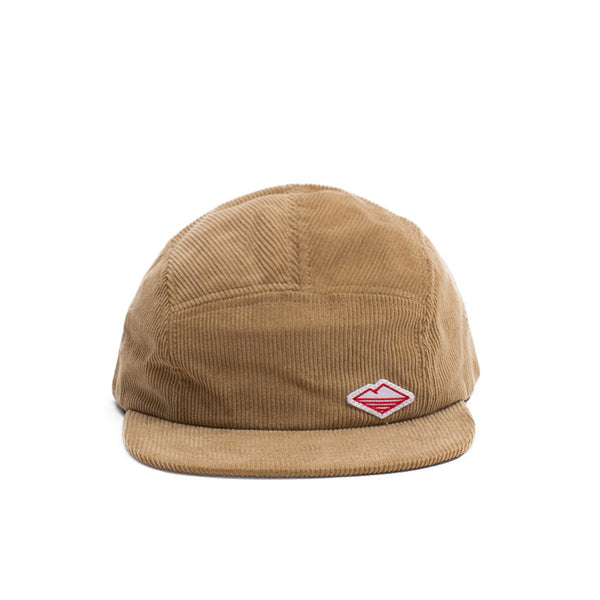 Travel Cap, Khaki Corduroy