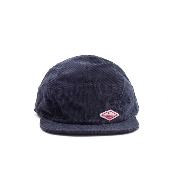 Travel Cap, Midnight Corduroy