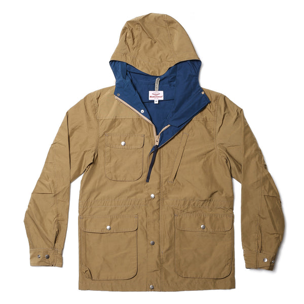 Travel Shell Parka, Khaki